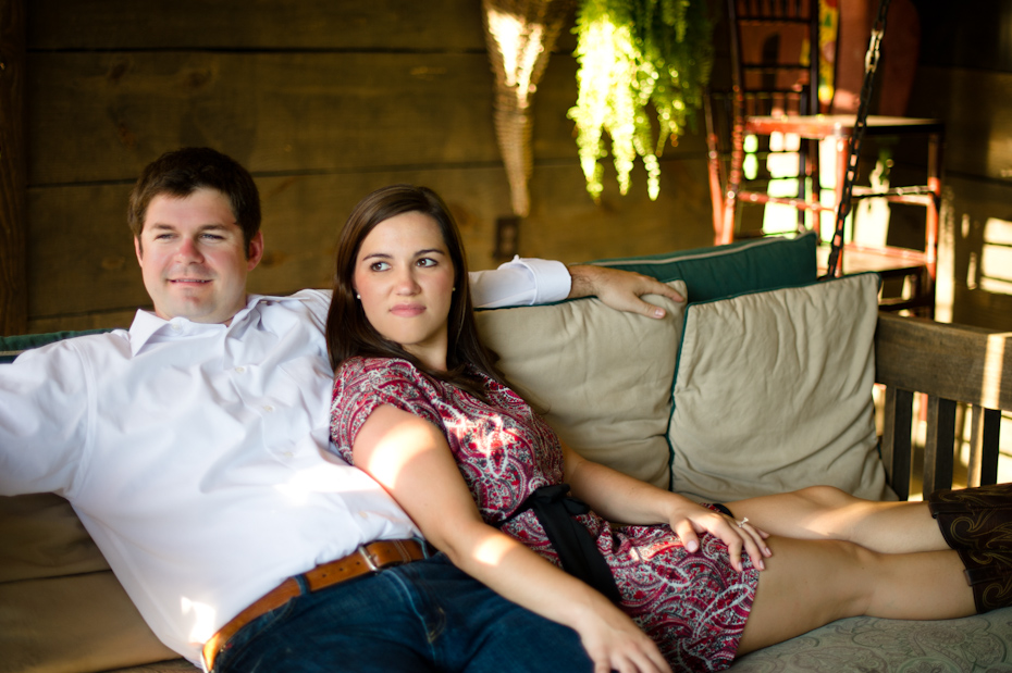 Cute Engagement Session