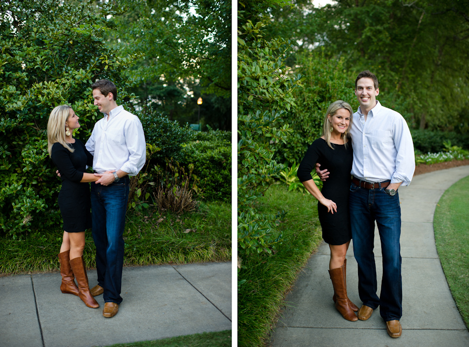 What to wear for engagement pictures