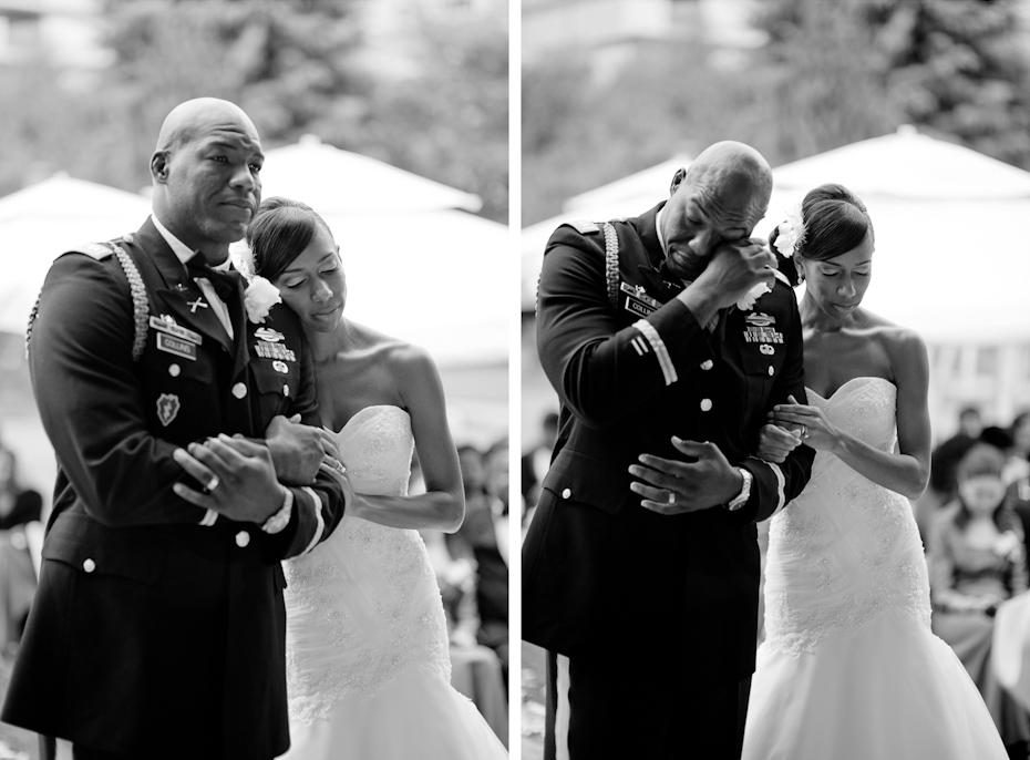 Wedding Prayer at end of ceremony