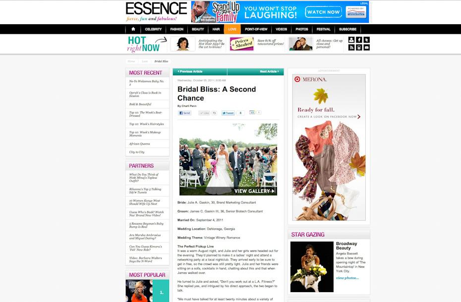 Essence Bridal Bliss Weddings