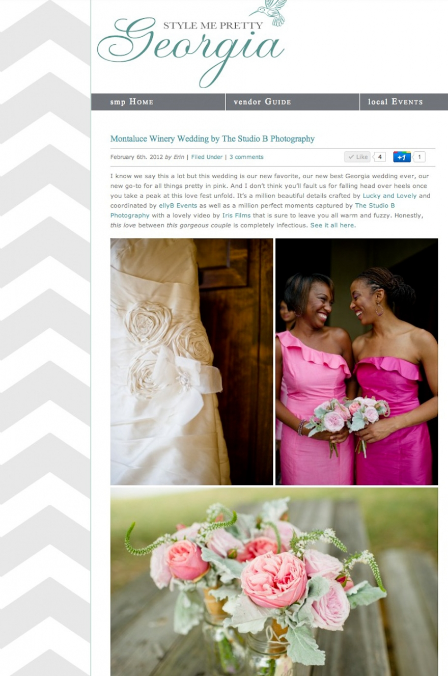 Screen Shot 2012 02 06 at 11.08.00 AM Style Me Pretty | Atlanta Wedding Photographer