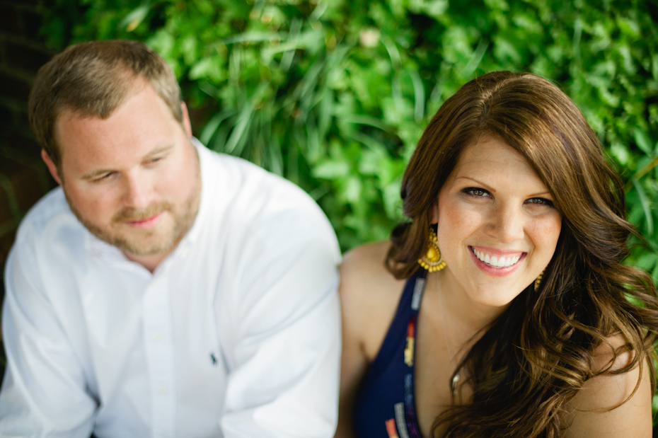 Barnsley Gardens Engagement shoot