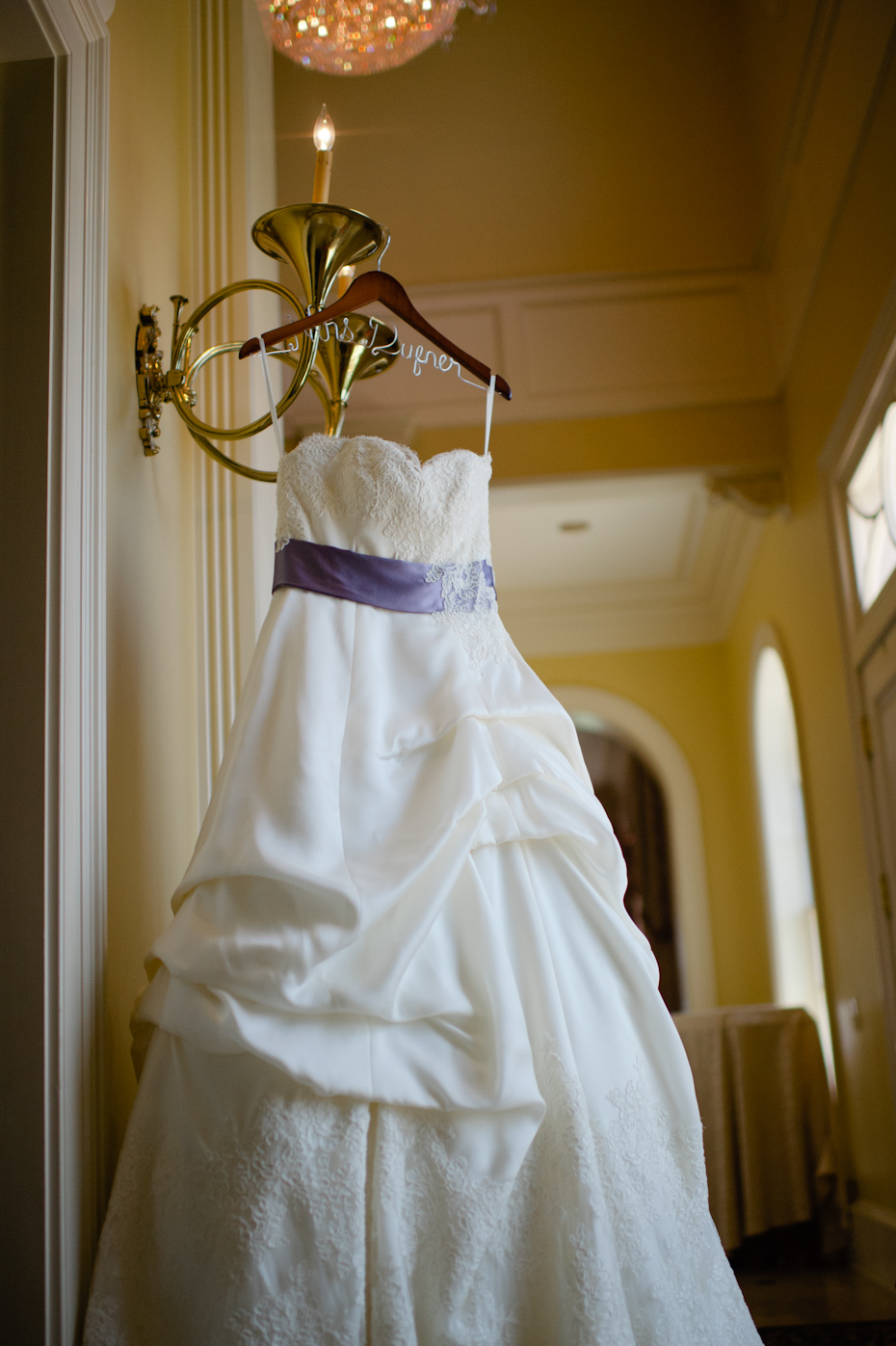 Amanda Boyd Wedding Dress by Judd Waddell