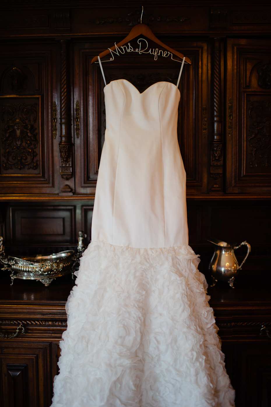 Amanda Boyd Wedding Dress by Heidi Elnora