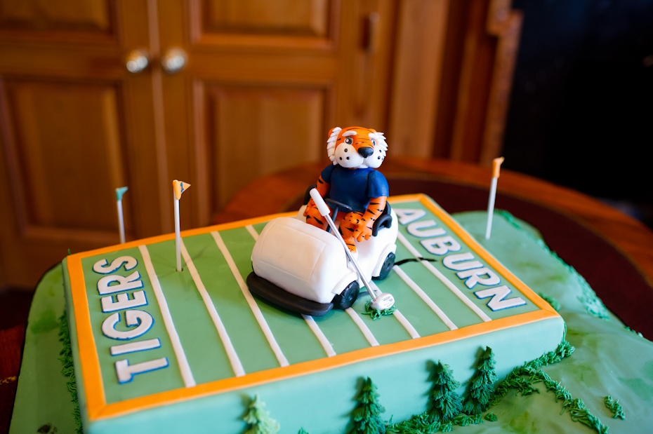Jason Dufner Wedding Cake