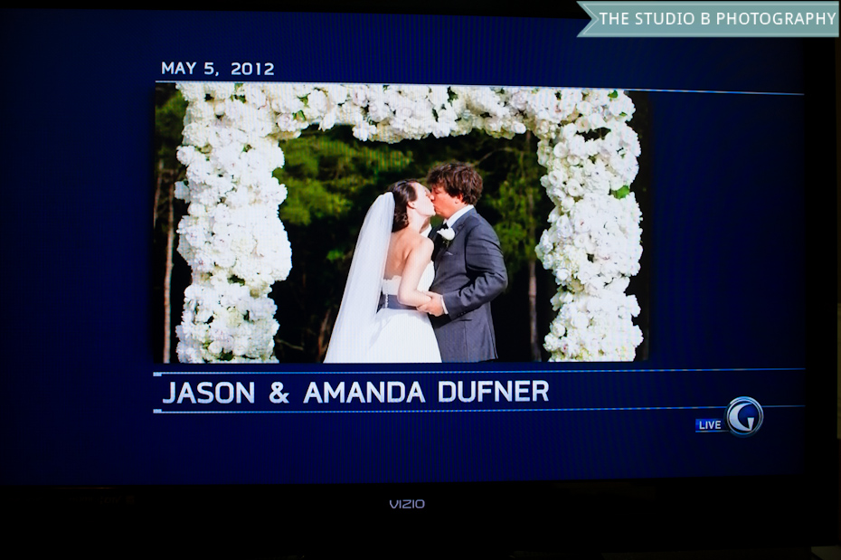 Jason Dufner Wedding Photographer