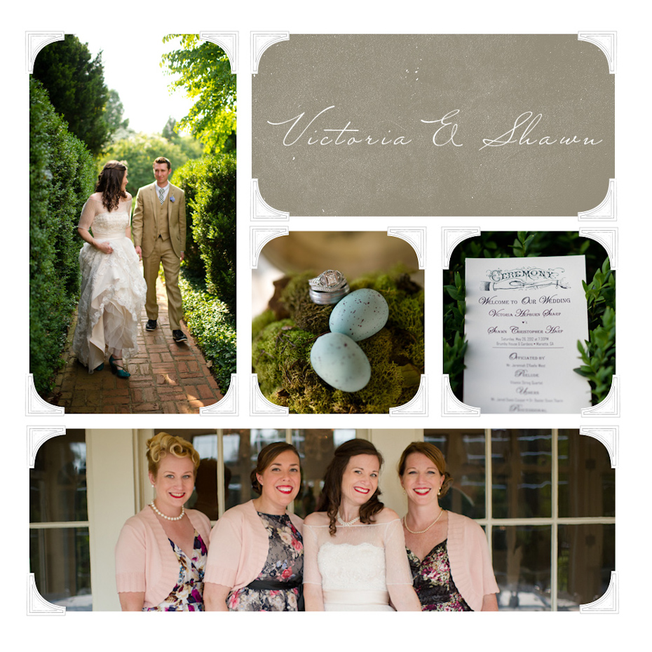 Brumby Gardens Wedding