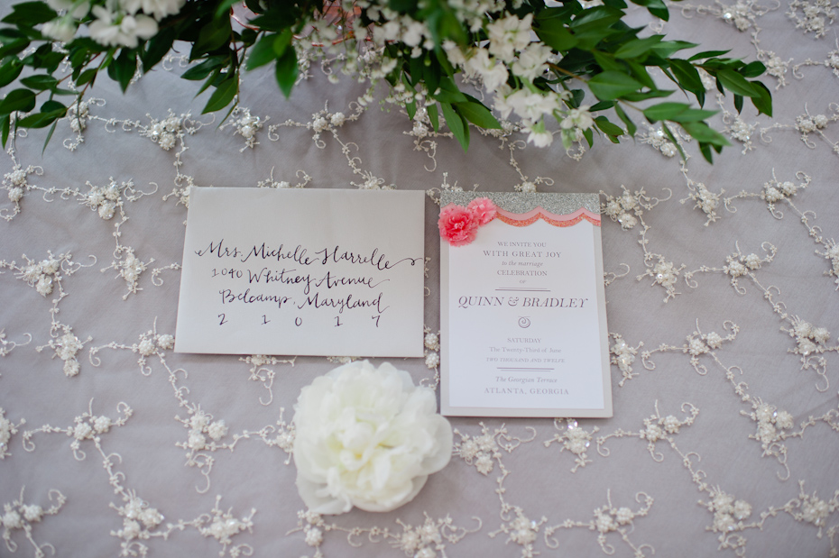 Custom Wedding Stationery by Buzzy Craftery