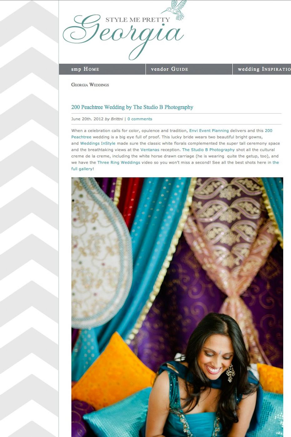 Atlanta Indian Wedding Photographer