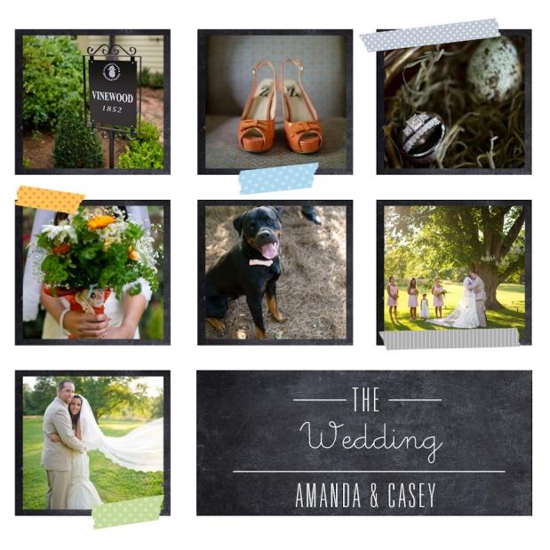 Vinewood Surprise Wedding By Paperlily Photography: Amanda + Casey - Atlanta Georgia