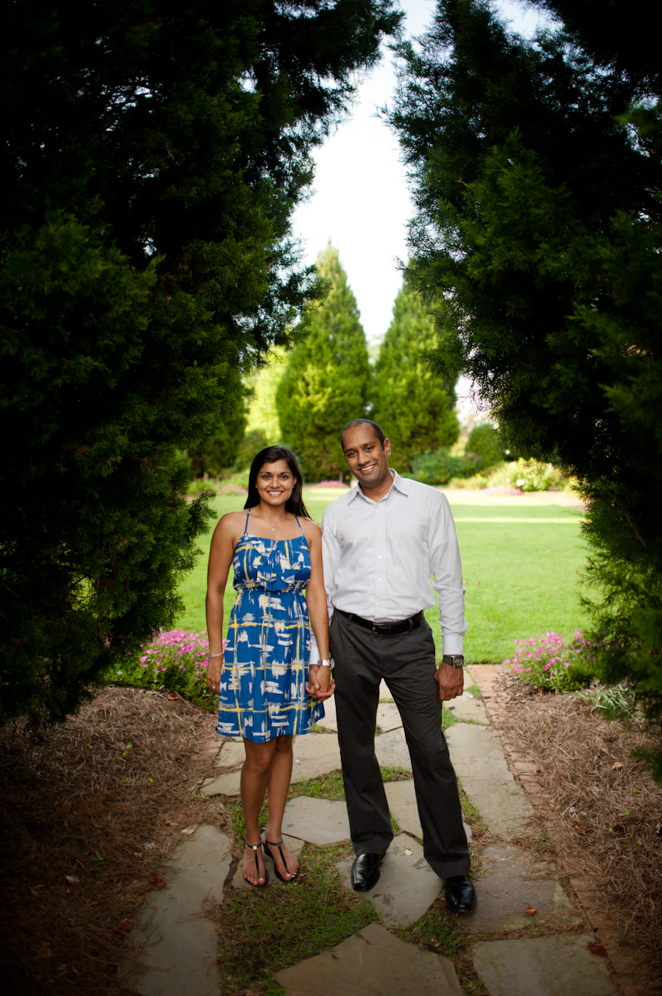 Brumby Gardens Engagement Pictures