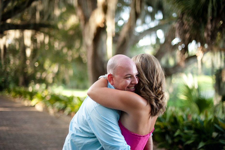 Tallahassee Engagement Pictures