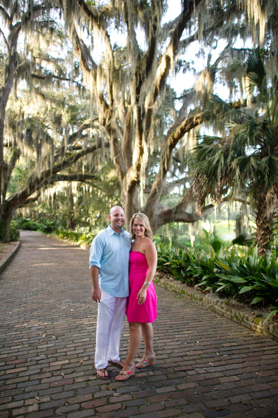 Engagement Pictures in Tallahassee