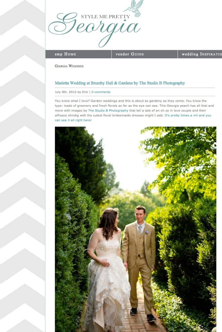 Screen Shot 2012 07 09 at 10.13.16 AM1 Style Me Pretty | Atlanta Wedding Photographer