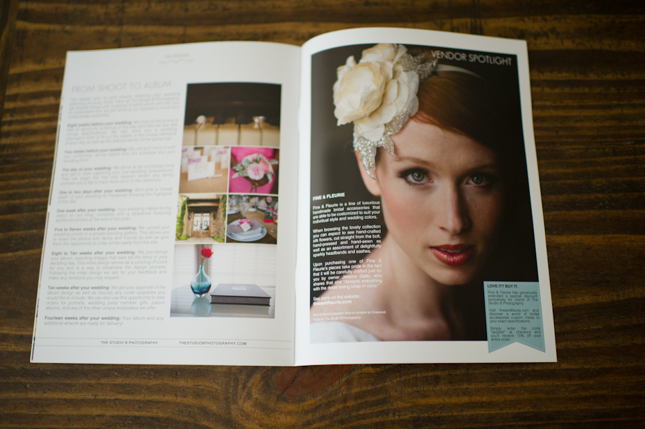 Featured vendor in Weddings by The Studio B Photography