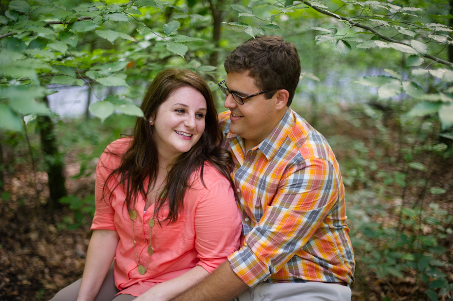 Where to take engagement pictures in Alpharetta