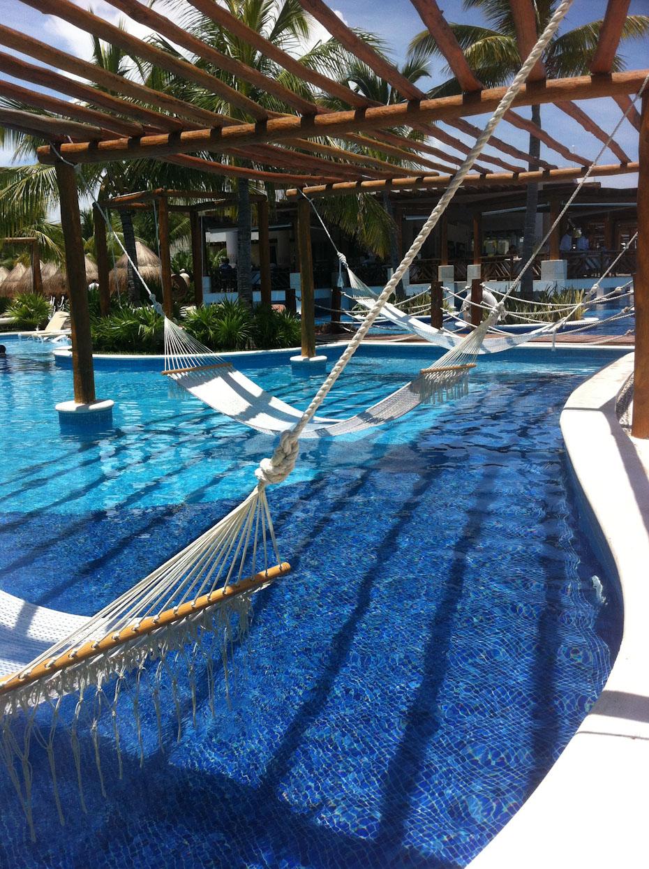 Pools at Excellence Playa Mujeres
