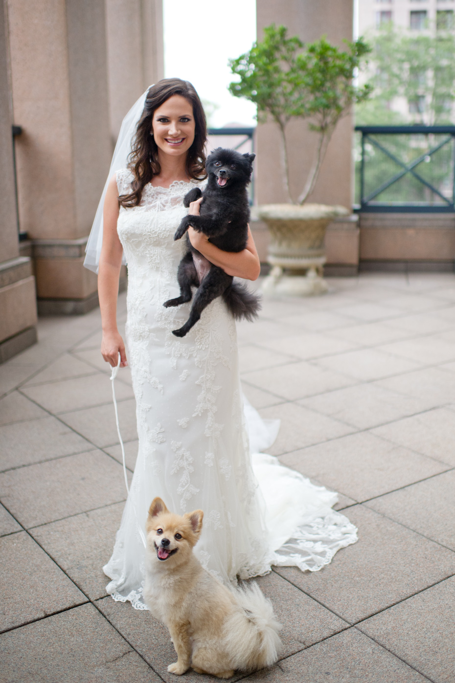 Bridal Portrait Four Seasons Atlanta