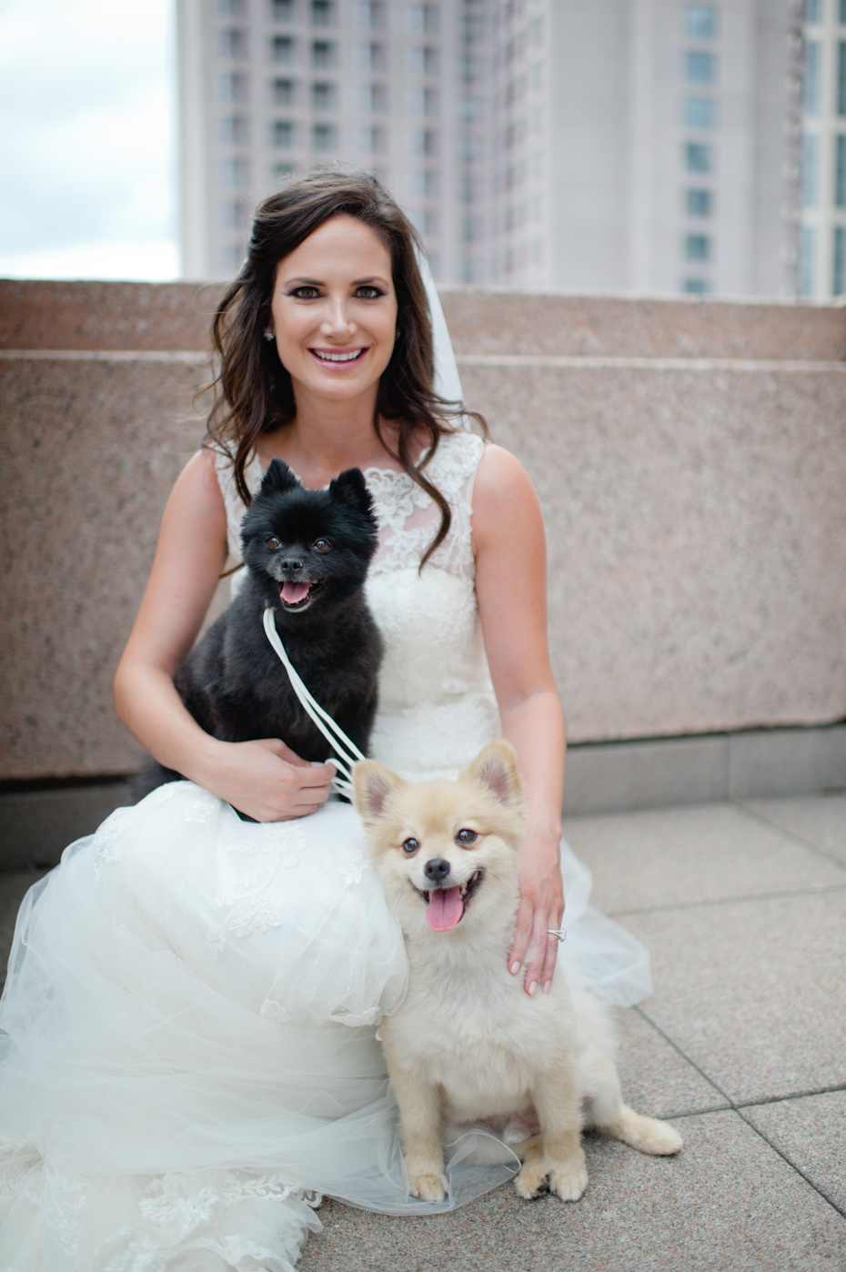 Bridal Portraits at Four Seasons Atlanta