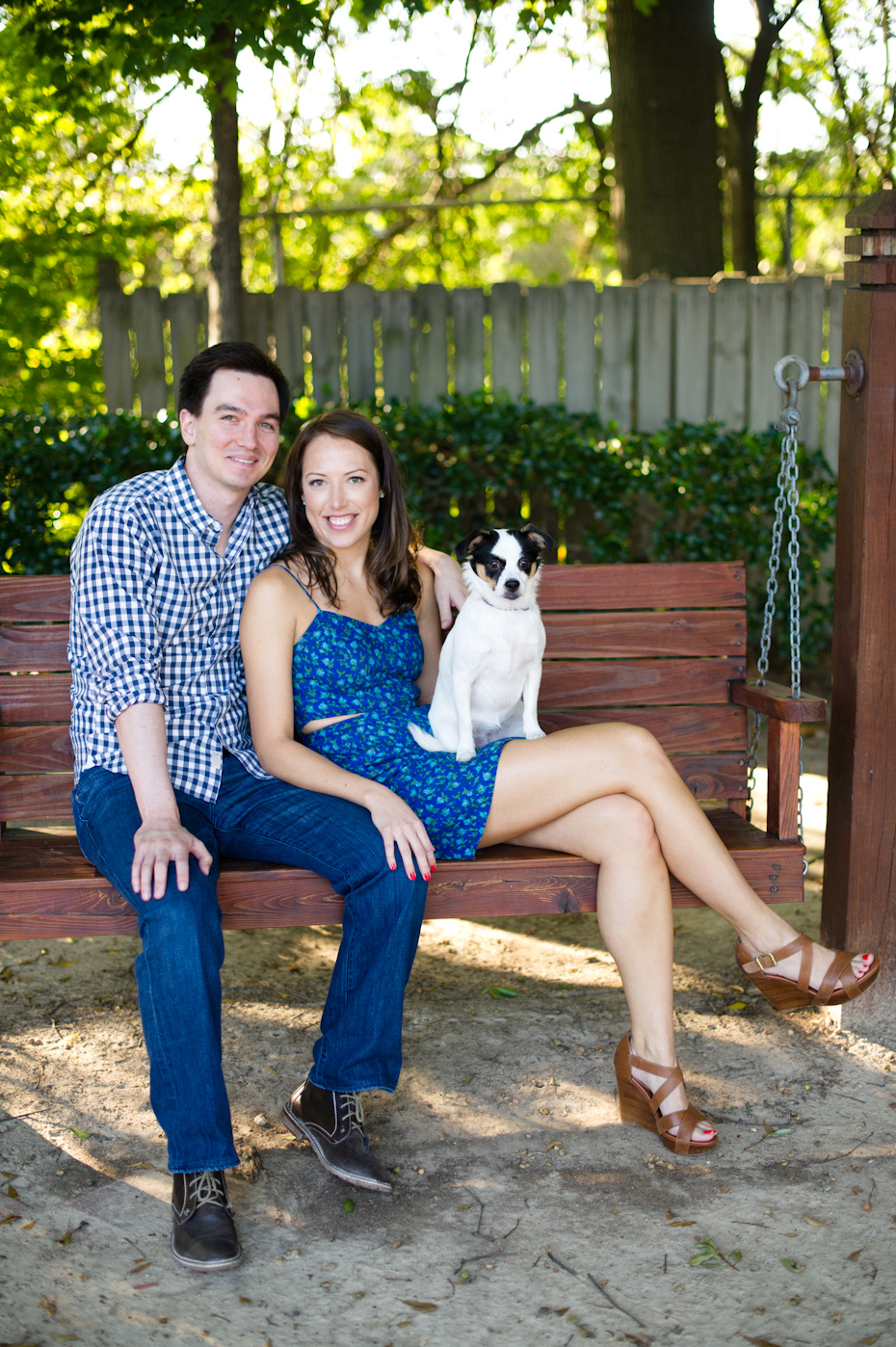 Chamblee Engagement Pictures