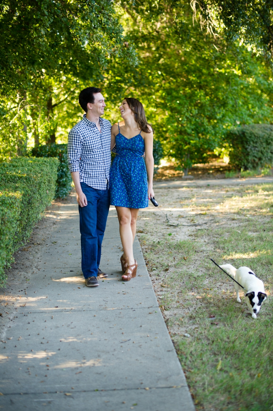 DSC 8386 Engagement Pictures in Chamblee | Shari + Sean