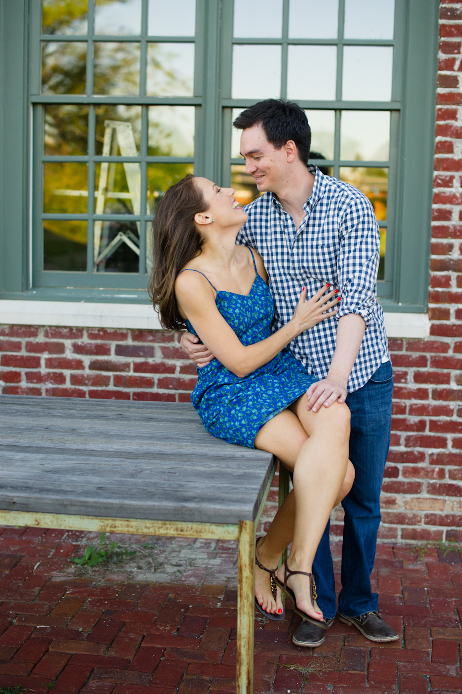 Chamblee Engagement Photographer