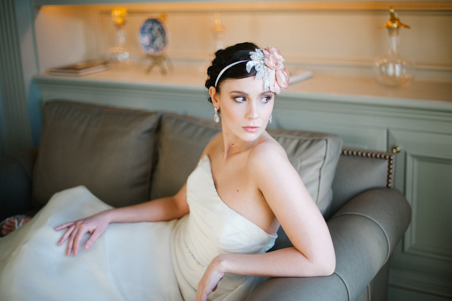 Bride at Peachtree Club Atlanta