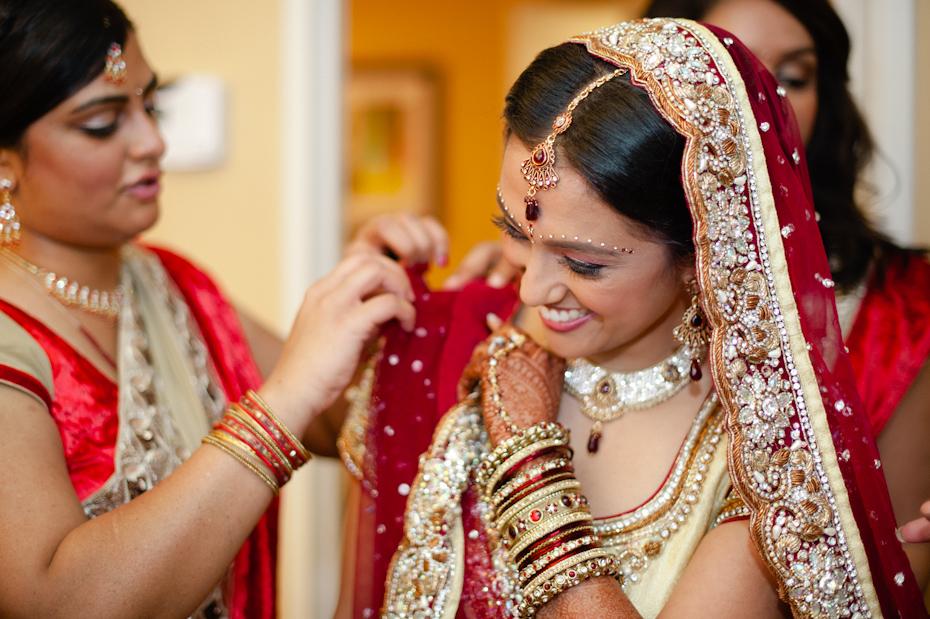 Indian Wedding at Marriott Marquis Atlanta