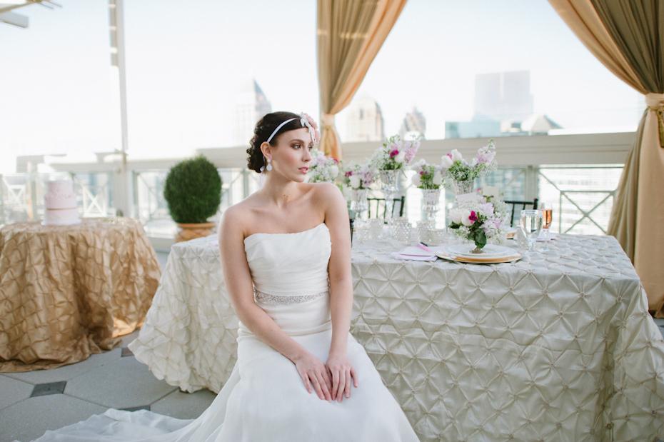 Peachtree Club Wedding Atlanta