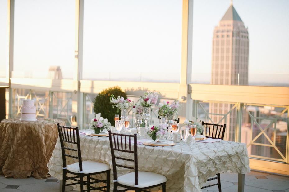 Rooftop Wedding Atlanta