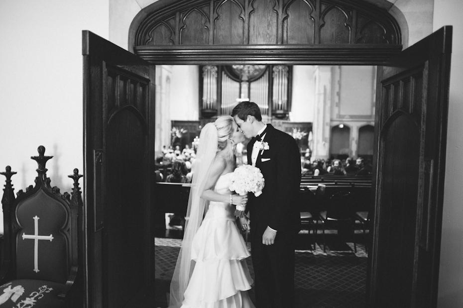Atlanta Church Wedding Ceremony