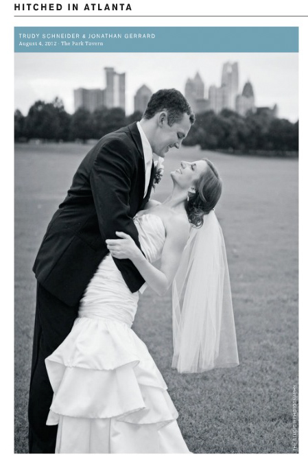 Piedmont Park Wedding