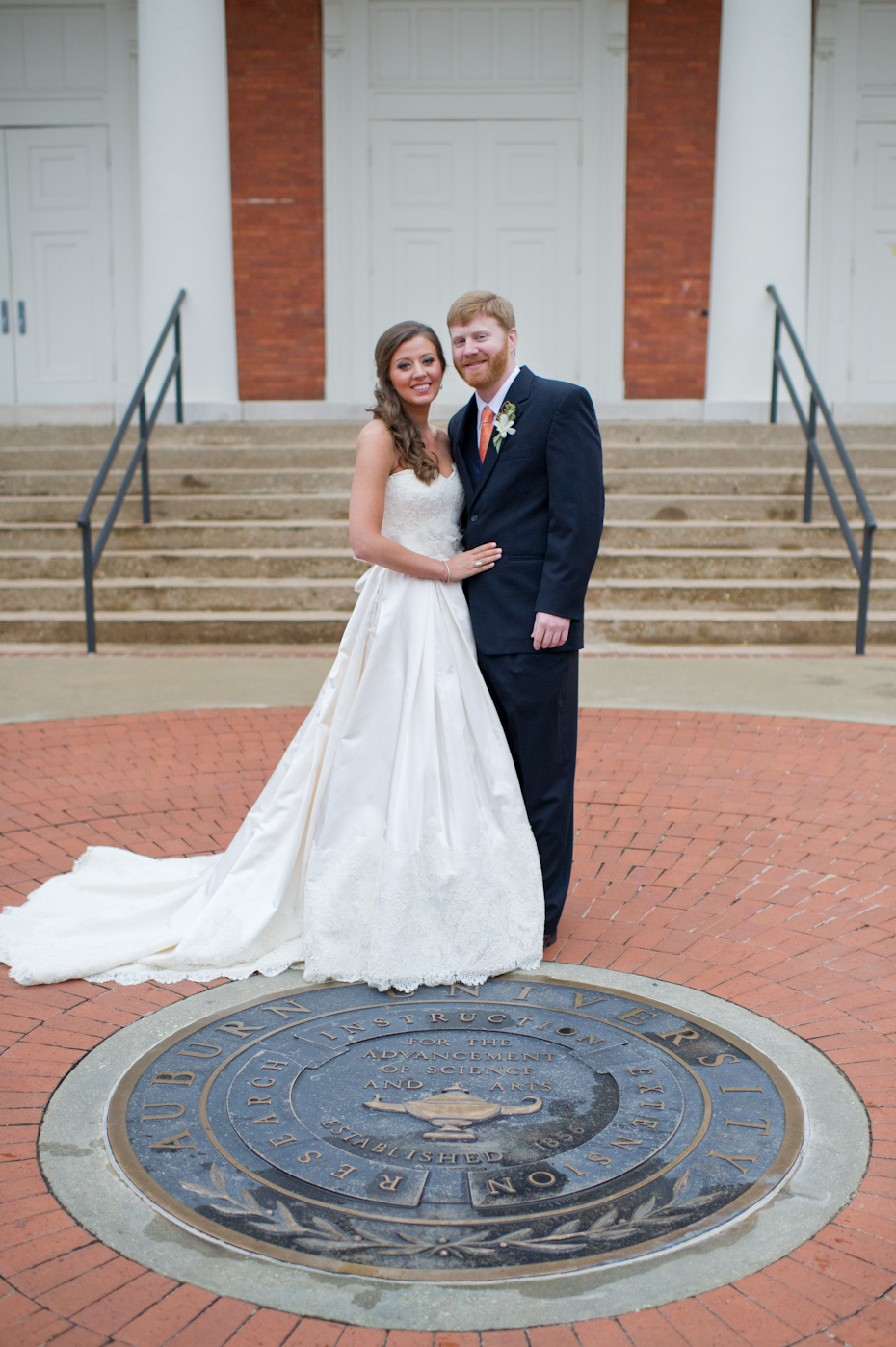 Wedding at Auburn University