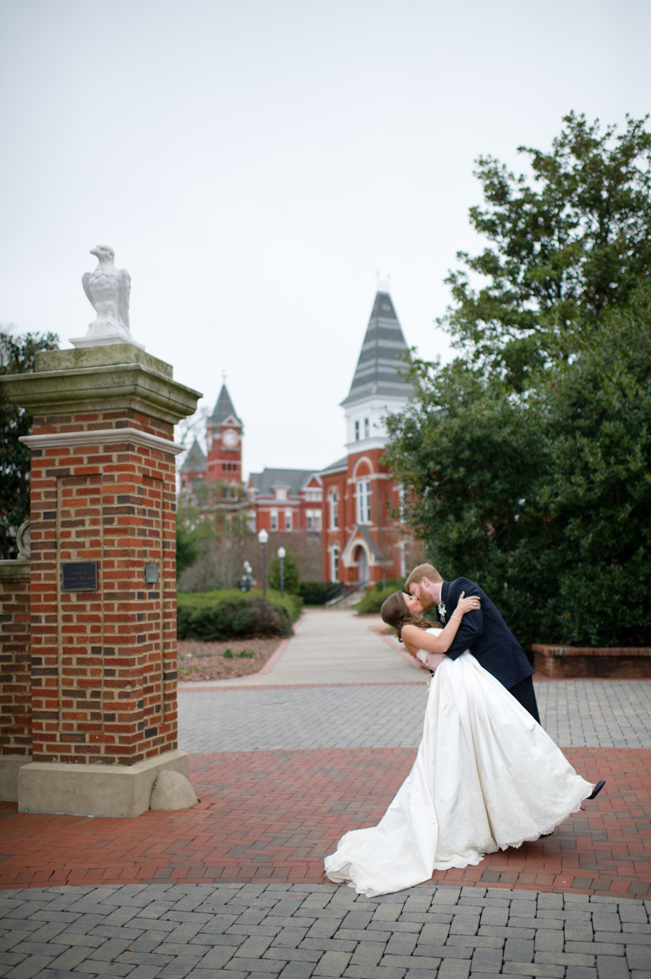 Auburn University Wedding Pictures