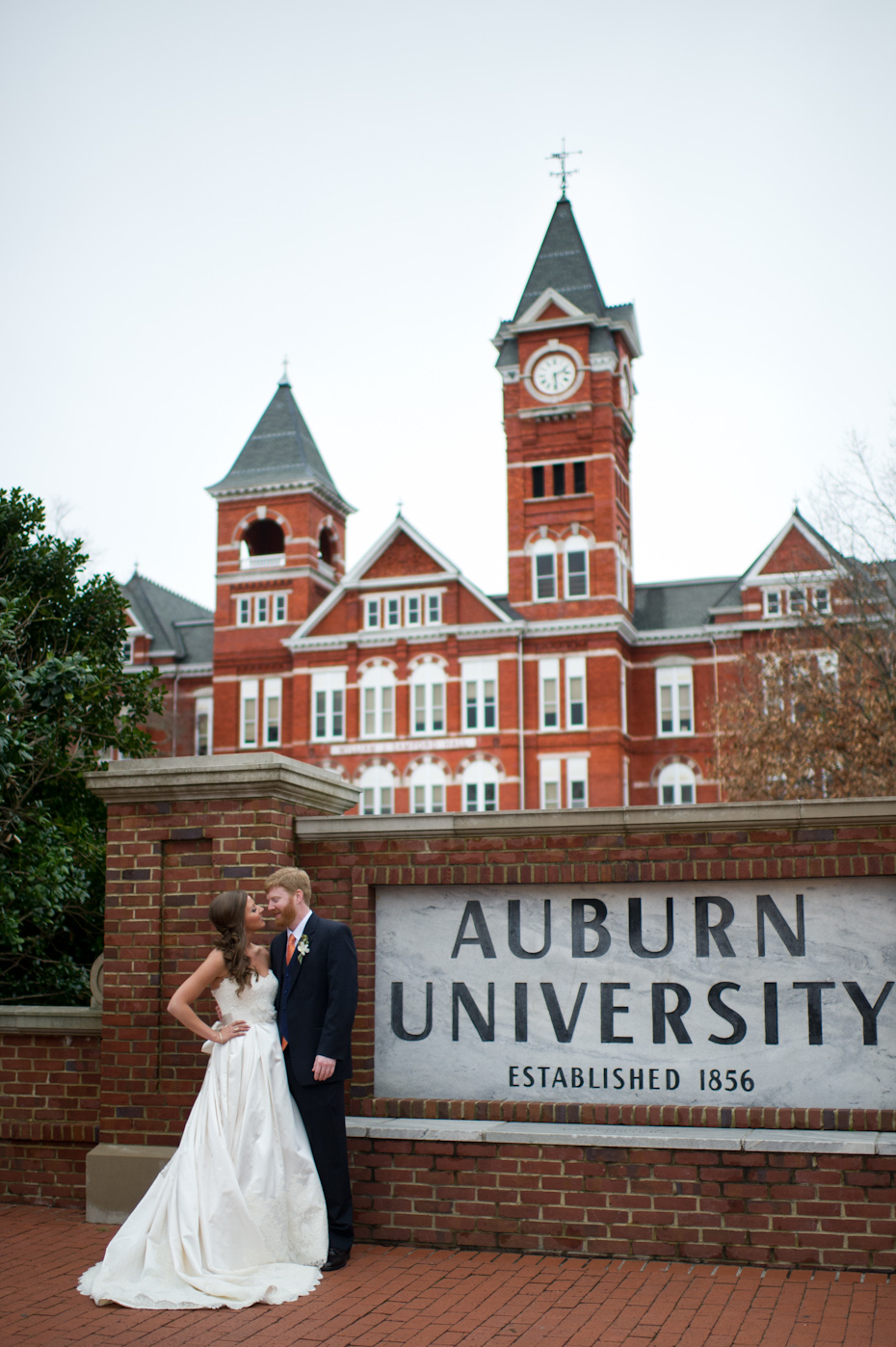 Samford Hall Wedding