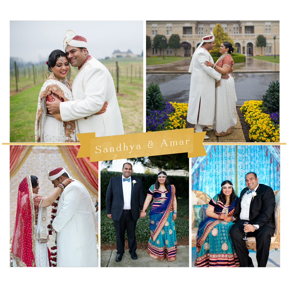 Atlanta Indian Wedding