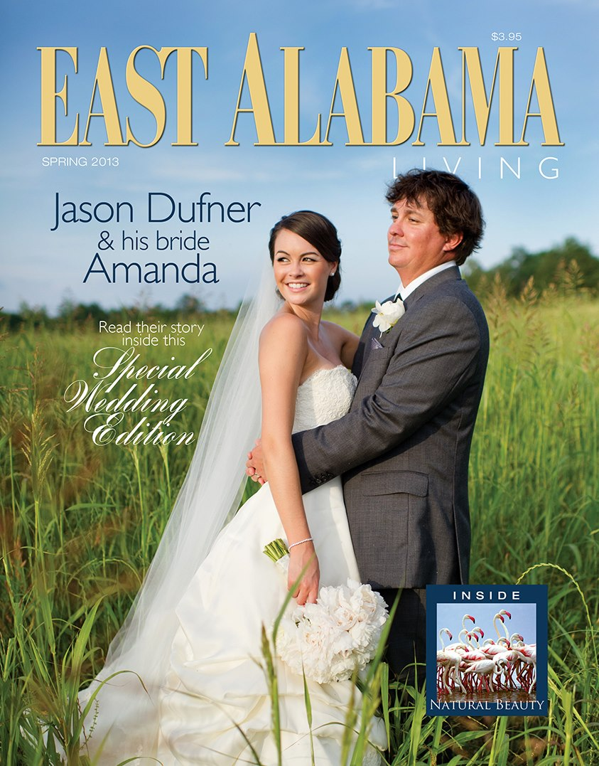 East Alabama Living Wedding Issue