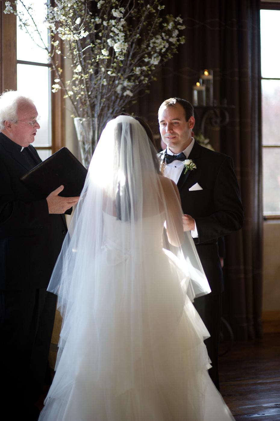 Montaluce Wedding Ceremony Photos