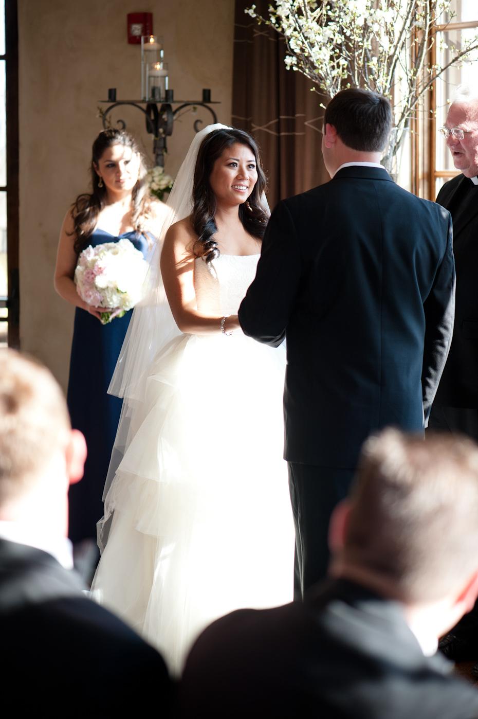 Wedding Ceremony at Montaluce