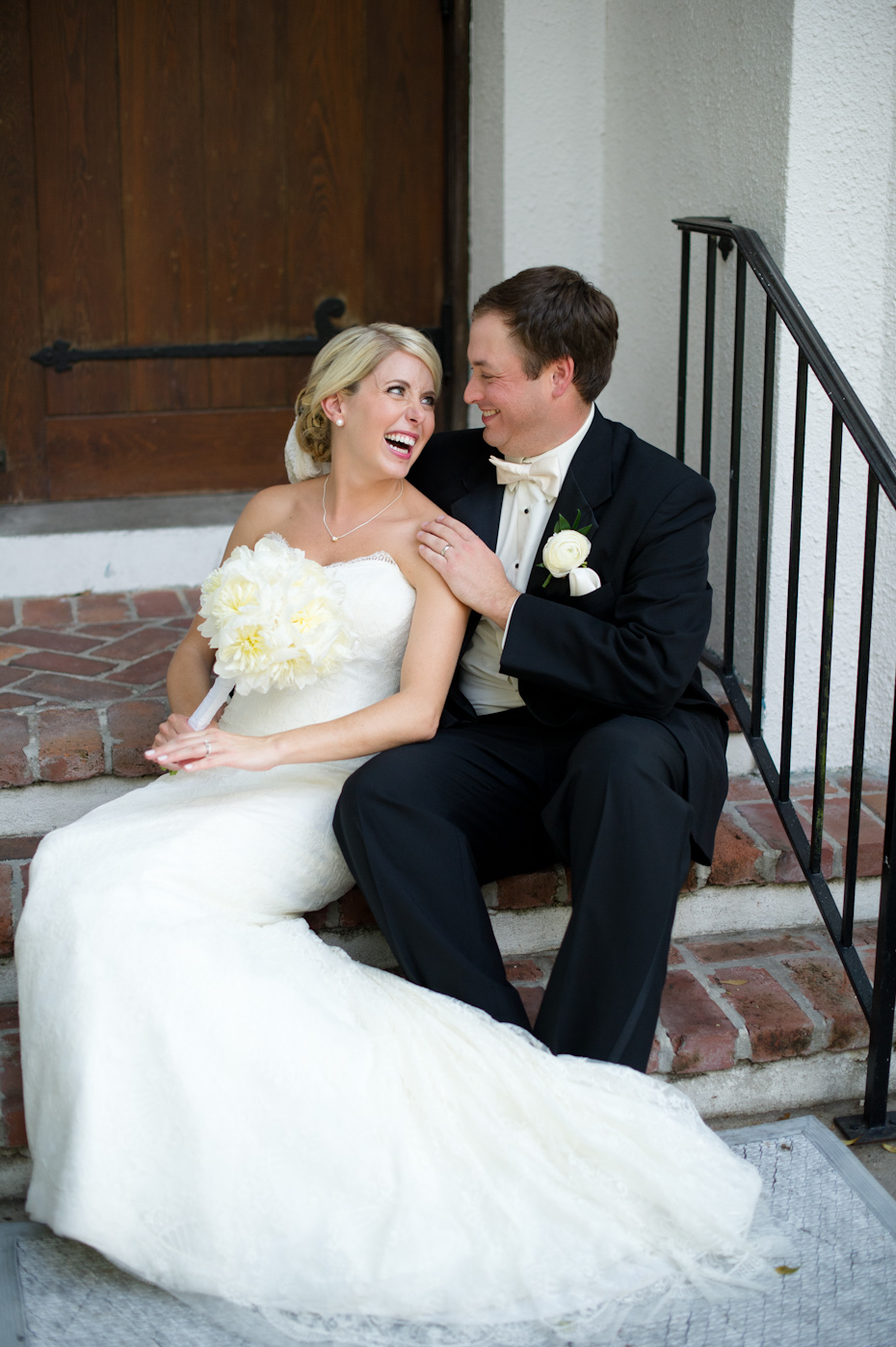 All Saints Episcopal Church Wedding