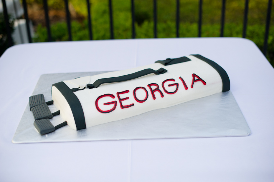 Georgia Golf Groom