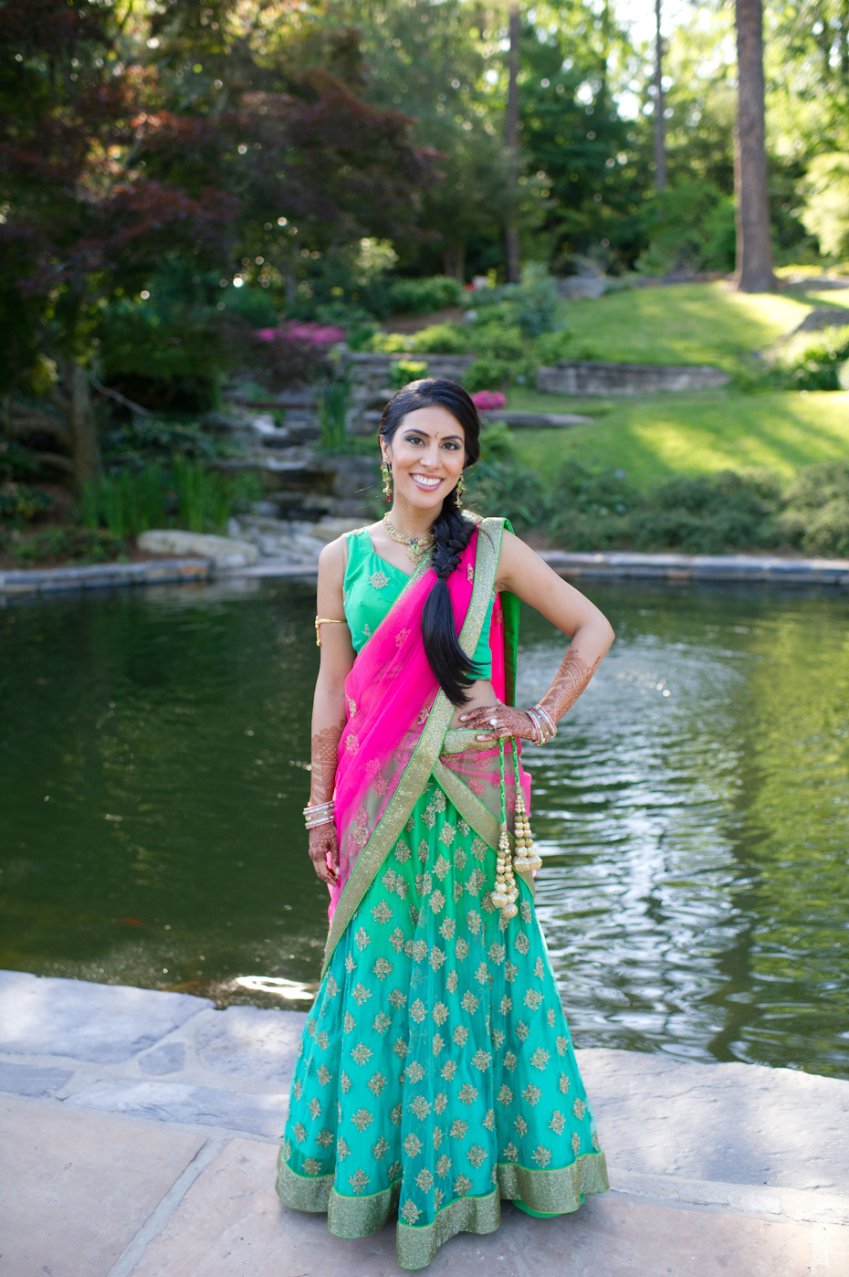 Atlanta Indian Wedding Photographer The Studio B Photography