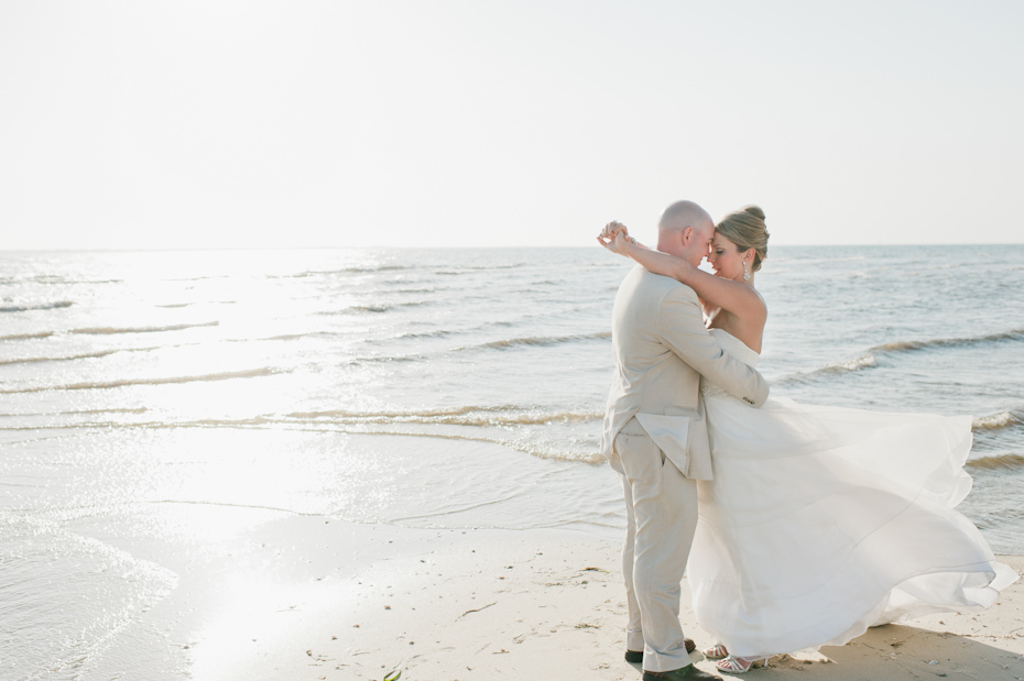Windmark Beach Wedding