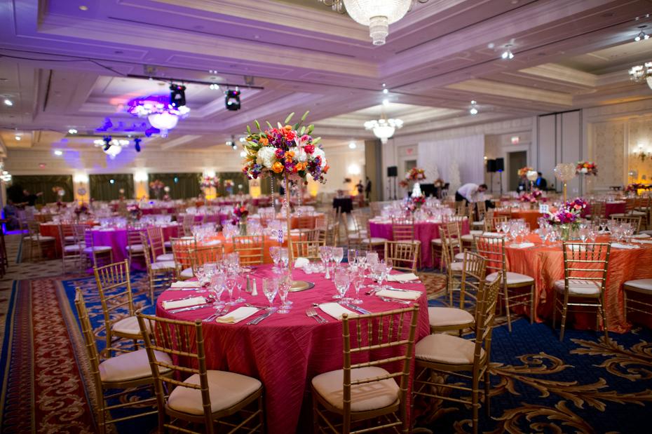 Ballroom Washington Duke Inn Wedding