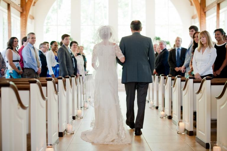Ashton Gardens Wedding Ceremony