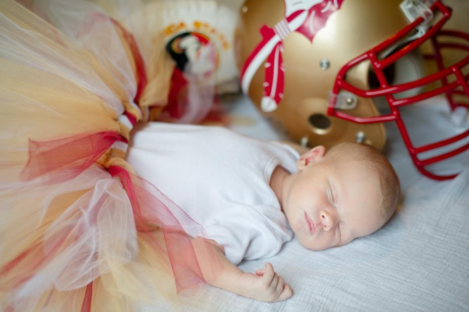 Florida State Newborn Outfits