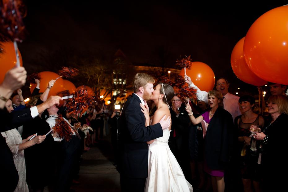 Auburn University Wedding Photos