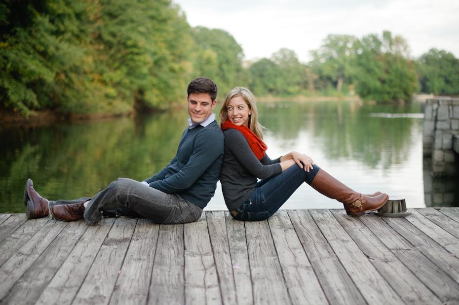 Atlanta Engagement Pictures