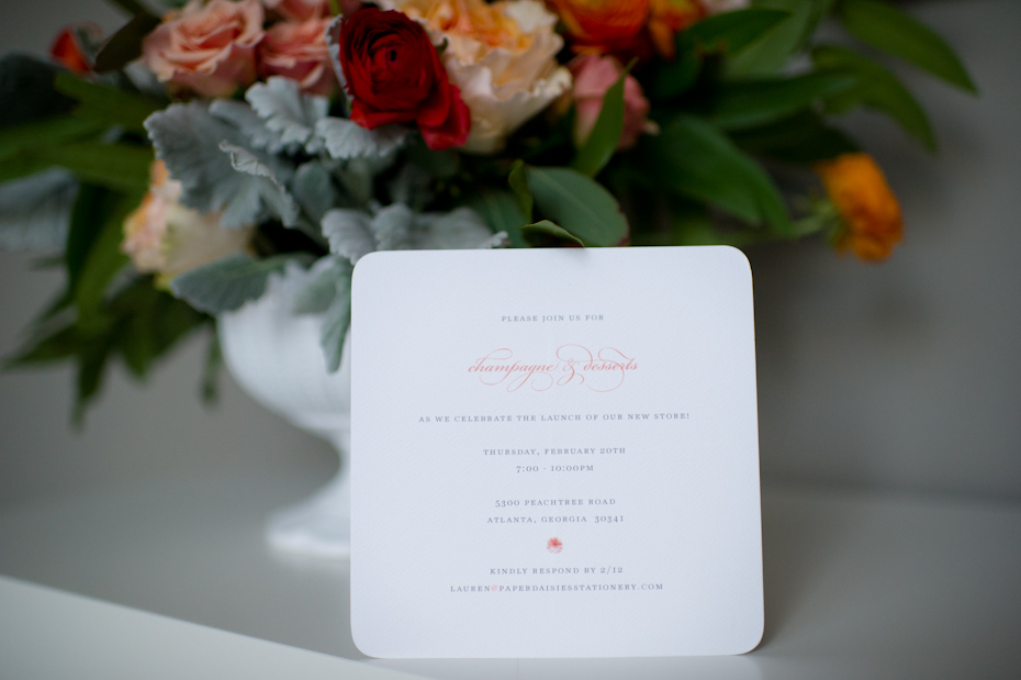 Paper Daisies Stationery