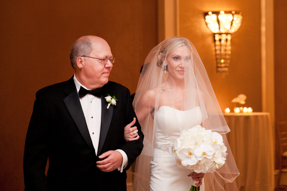 Indoor wedding at Four Seasons Atlanta